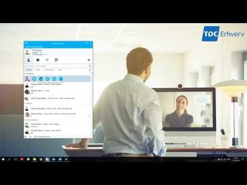 Skype For Business - Chat, Call, Video And File Sharing