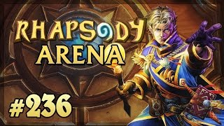 Hearthstone Arena: Too Many Cooks - Episode 246