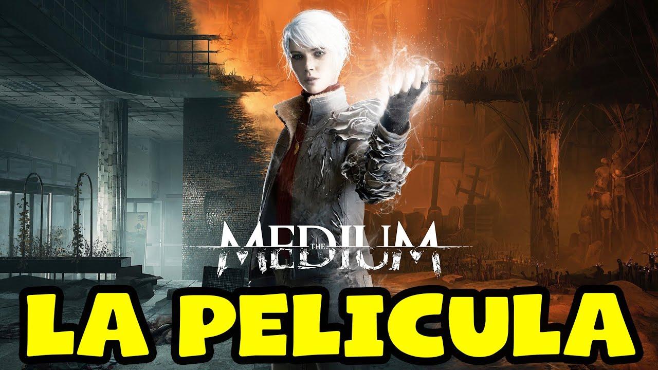 The Medium Pelicula Completa En Espanol 2021 Todas Las Cinematicas 1080p 60fps Youtube