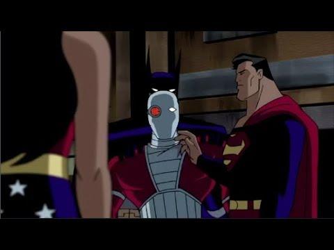 Justice League vs Deadshot