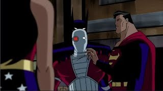 Justice League vs Deadshot