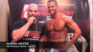Muscular Development - Entrevista de Martin Mester