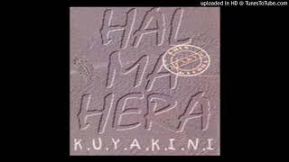 Halmahera - Kuyakini - Composer :  Halmahera & Diani Savitri 1995  (CDQ)