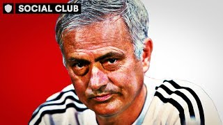 CAN MOURINHO SAVE HIS JOB AT MAN UNITED? | SOCIAL CLUB