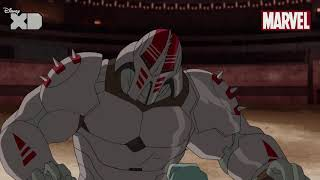 Guardians of The Galaxy | Drax Part 1 | Official Disney XD UK