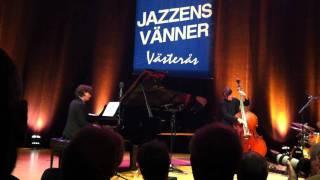 111011 Christina Gustafsson & Mathias Algotsson Trio i Västerås Konserthus