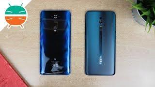 Xiaomi Mi 9T VS OPPO Reno: 329 vs 389 EURO! | CONFRONTO