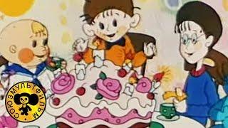 Весёлая карусель - Выпуск 25 | Советские мультфильмы для детей