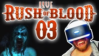 HOLY SH*T! ★ 03 • Let's Play Until Dawn: Rush of Blood