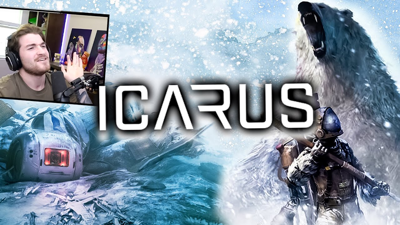 Download Hardcore ONE LIFE Challenge in Icarus Survival!