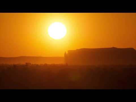 Sunset Over Jebel Barkal