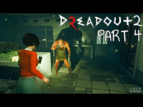 DreadOut 2 - Gameplay Part 4 (Indonesian Survival Horror Game 2020)