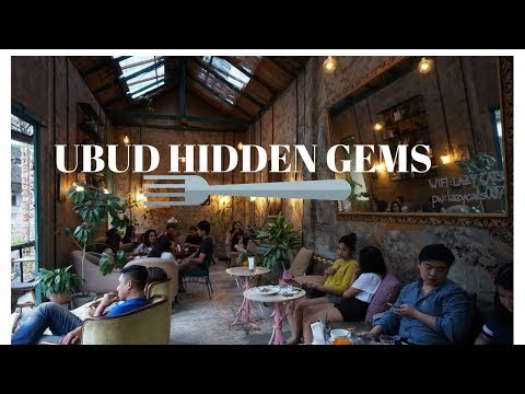 UBUD for foodies! Best Places To Eat In Ubud (Bali)
