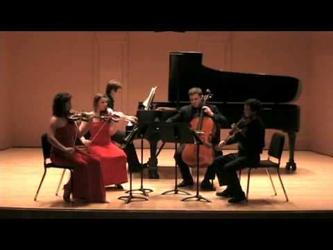 1 - Dohnanyi: Piano Quintet No. 1 in C minor, Op. 1 - Allegro