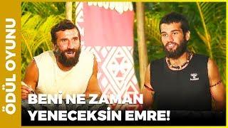 Bil Bakalım Türk  Yarışmacılar 4. Kısım Final  - Survivor 66. Bölüm