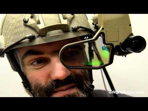 BAE Systems launches high-tech Iron Man helmet