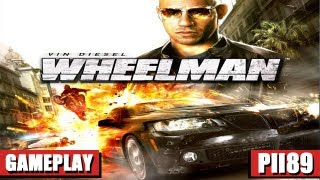 Vin Diesel - Wheelman - PC Gameplay (HD) (Hunsub)