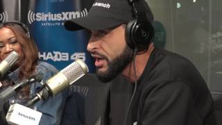 Locksmith - 2017 Freestyle on Shade 45 w/ Kay Slay