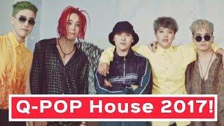 15 Kazakh House Hits! (Q POP) [2017 Edititon]