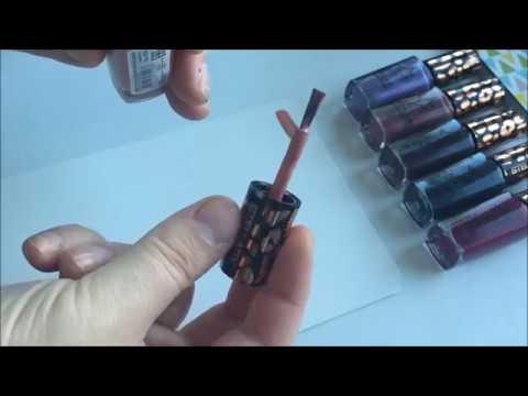 Stellary лак для ногтей nail polish