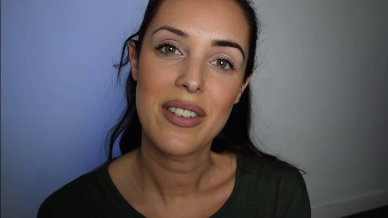 Eyebrow Shaping And Tinting Tutorial Youtube