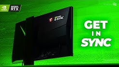 Does G-SYNC Make You A Better Gamer? Featuring MSI Oculux NXG252R