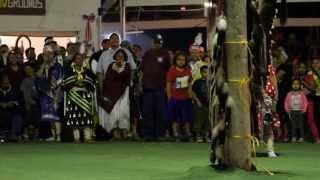 Clown Dance Northern Cheyenne Chiefs Pow Wow Lame Deer 2013
