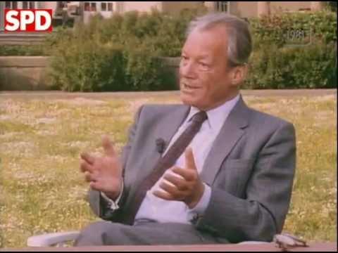 Eine Woche mit Willy Brandt (1981)