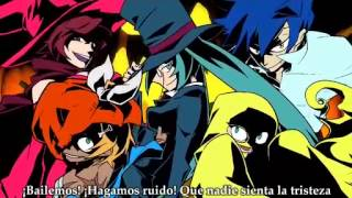 【VOCALOID】Halloween Monster Party Night【Sub. Español + Romaji】