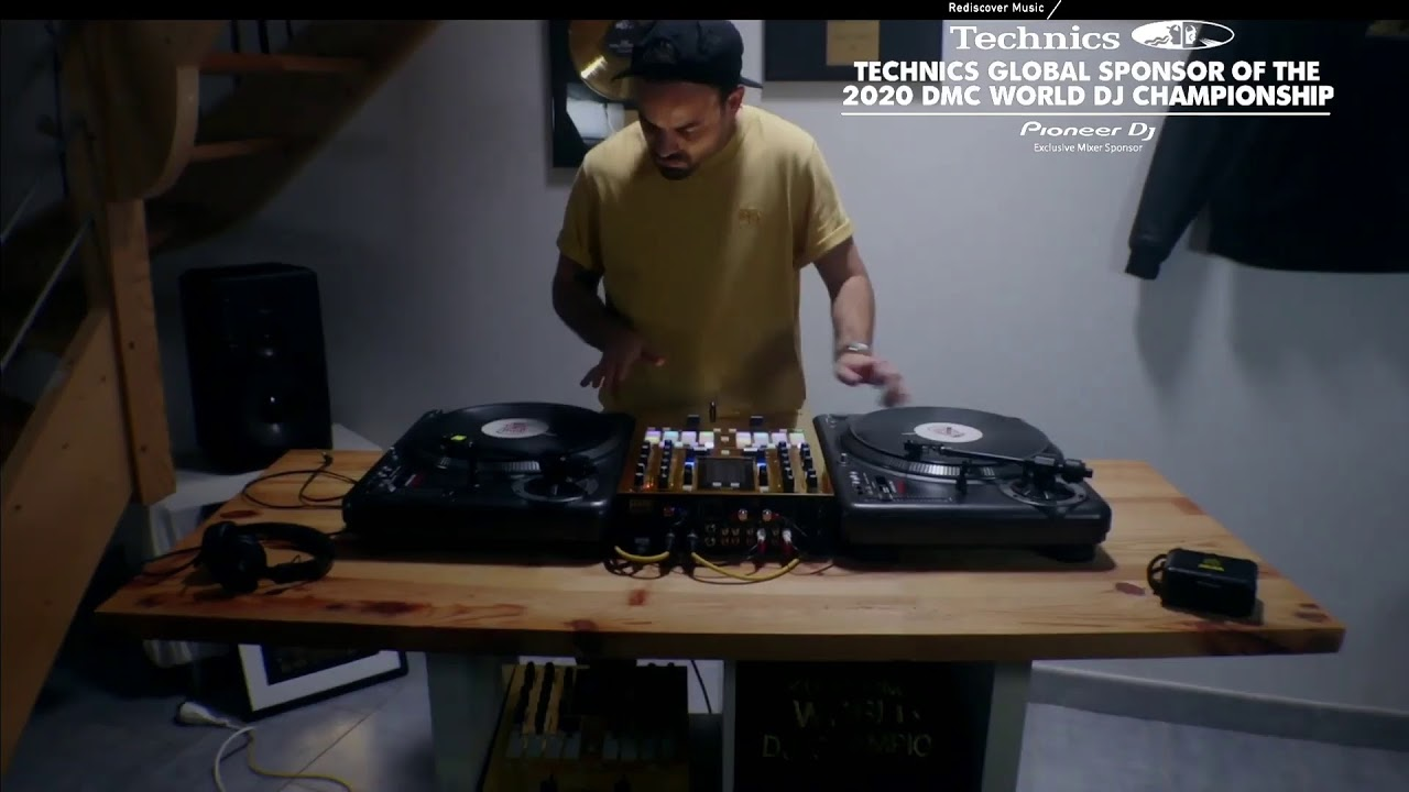 2020 DMC World DJ Championship Live