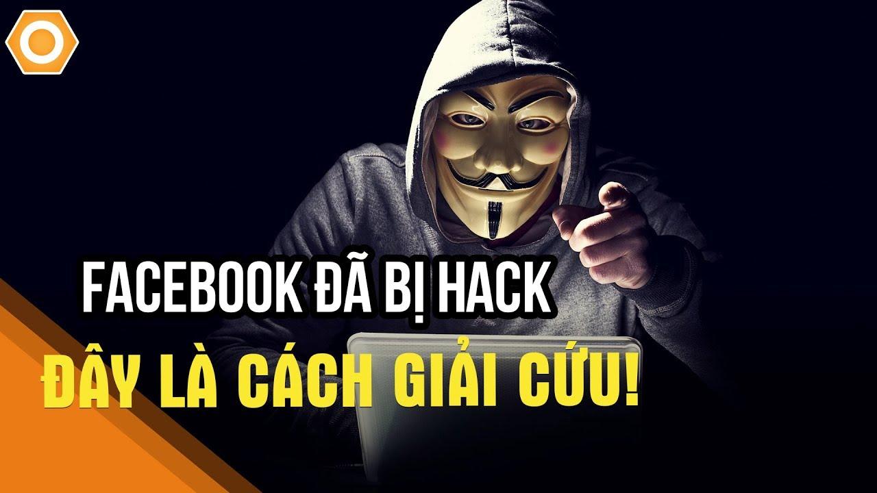 Facebook đã bị hack: Đây là cách giải cứu!
