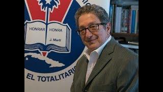 Leandro Gasco en Puntos de Vista con Pedro Corzo en Radio Martí