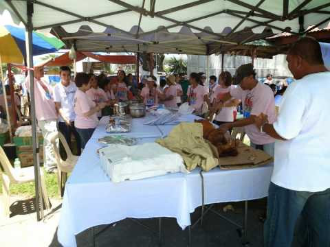 Pinamalayan 2015 Immaculate Heart of Mary Academy Reunion 6
