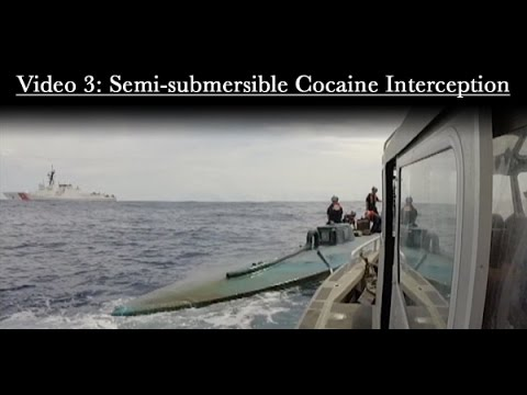 Nominee 3: Semi-submersible Cocaine Interception