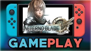 AeternoBlade   First 15 Minutes   Nintendo Switch