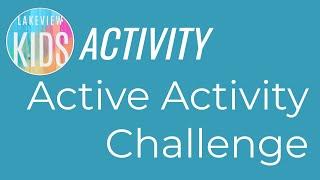 Active Challenge
