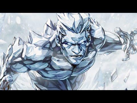 Omega Level Mutants: Iceman/Bobby Drake