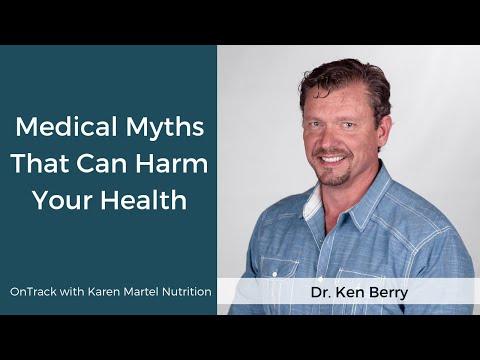 Karen Martel interviews Dr Ken Berry