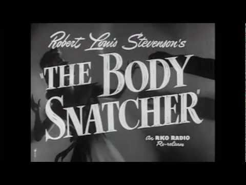 The Body Snatcher 1945 Trailer