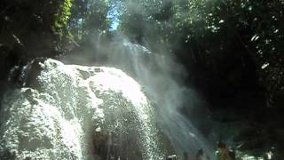 Kasilak falls of New Corella Davao del Norte