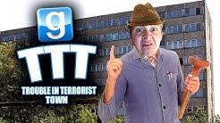 Stimmung im Hochhaus - Trouble in Terrorist Town