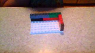 How To Make Lego Bunk Beds
