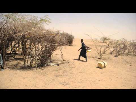 East Africa Food Crisis.  Drought in Kenya -Horn of Africa