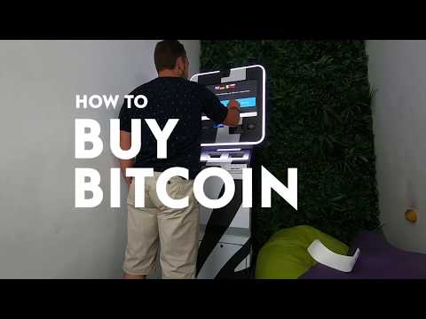 How To BUY And SELL At The Bitcoin ATM