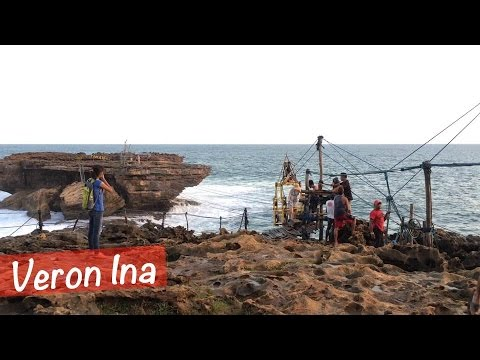 EXTREME  GONDOLA in YOGYKARATA - TIMANG BEACH  & KUKUP BEACH | TRAVEL VLOG 8| EXPLORE JOGJA