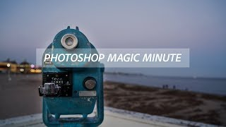 Photoshop Magic Minute: Using Targeted Adjustment for Hue and Saturation in Photoshop
