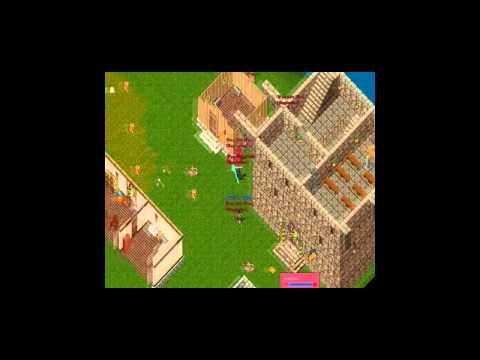 Ultima Online.IPY 2 PVP -Chinese VS IPY's PKs(AZN;RF;Div)-In Por Ylem 2-  June 2012