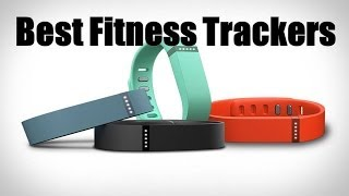 Top 5: Fitness Trackers
