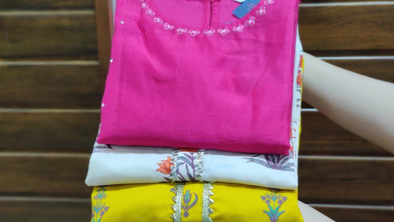 Latest Myntra™ Kurti/Kurta Haul🧥  Partywear/Dailywear Kurti🤗🤗  Brand Libas, Jaipur Kurti🤓🤓🤓🤓