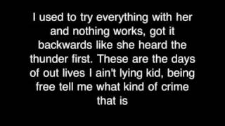 One last thing-Mac Miller(lyrics)